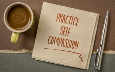 Carve Some Time Out For Self-Compassion….